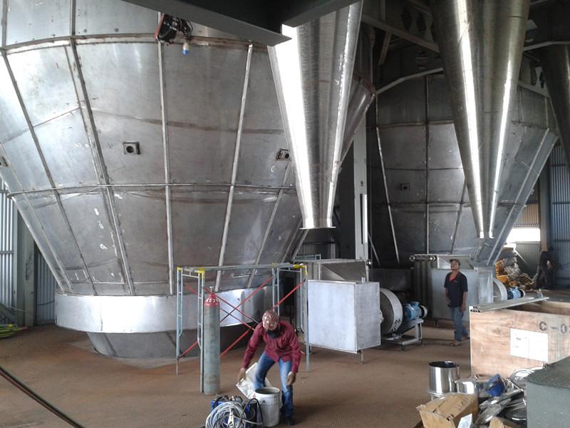 咖啡生产线 - 常州宇波干燥设备有限公司