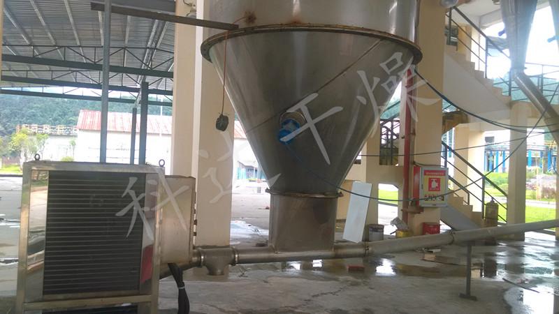 聚合氯(lv)化鋁干燥(zao)機